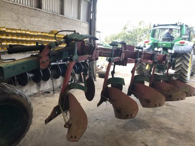 Repairs on Agricultural Machinery
