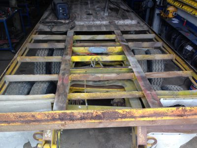 Heavy Transport Repairs