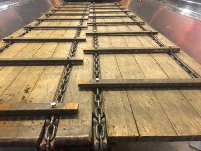 Silage Wagon Repairs